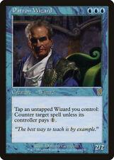 Patron Wizard Odyssey NM-M Blue Rare MAGIC THE GATHERING MTG CARD ABUGames
