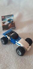 LEGO Racers. Off Road Racer.  Set 7800. Complete set with instructions leaflet