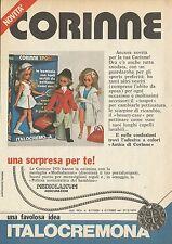 X4578 Corinne Sport ITALOCREMONA - Pubblicità 1976 - Advertising