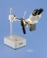 Zenith STL-80 x10/x20 Long Arm Stereoscopic Microscope 60026,London