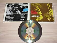 LIVIN' BLUES CD - HELL'S SESSION / REPERTOIRE in MINT