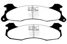 EBC for 83-93 Ford Mustang 2.3 (Rear Rotors) Greenstuff Rear Brake Pads - ebcDP2