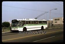 Orig. Bus / Trolleycoach Slide Miami Valley Regional Transit Authority 905