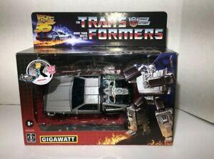 Transformers: Generations | Back to the Future: Gigawatt DeLorean