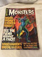 Famous MONSTERS OF FILMLAND Magazine #37 February 1966