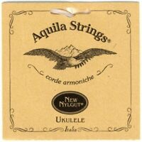 Aquila Soprano Fifths GDAE Ukulele Mandolin Strings Tuning Wound G Nylgut Fiddle