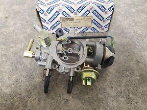 NOS New Nissan Datsun Carburetor 1200 B210 FED A12 1981 1982 1.2L
