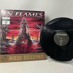 In Flames - Colony Vinyl LP 180 Gram Reissue OOP