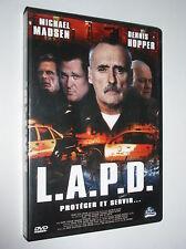 M. MADSEN, D. HOPPER - L.A.P.D. PROTEGER ET SERVIR - DVD
