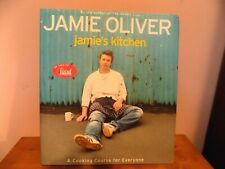 JAMIE OLIVER--JAMIE'S KITCHEN--A COOKING COURSE FOR EVERYONE
