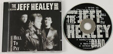 JEFF HEALEY BAND Hell To Pay CD album Eur 1990 Arista (DISC NM)
