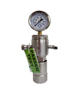 COSMOSTAR R0925/PN:206661 High Pressure Fluid Regulator 3480 PSI