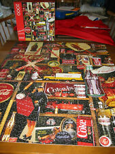 Vintage 1986 Springbok Jigsaw Puzzle - COKE IS IT! Coca-Cola Centennial Puzzle