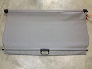 Chevrolet Trailblazer GMC Envoy Cargo Shade Privacy Cover 2002-2009 Pewter Gray