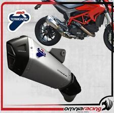 Termignoni Pot D'Echappement D136 Titan Ducati Hypermotard 821 Hyperstrada 13>