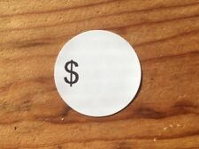 "200 Self-Adhesive Sale Price Round Retail Labels 1"" Sticker Tags"