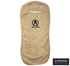 Seat Armour Universal Tan Towel Front Seat Cover for Acura