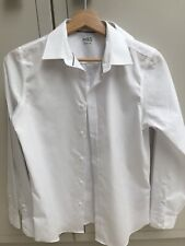 M&S Slim Fit Boys School Shirt X2. Age 12-13.