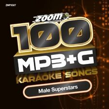 Zoom Karaoke Mp3 G Disc Male Superstars