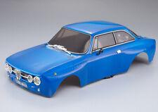 1/10 RC Car BODY Shell ALFA ROMEO 2000 GTam  190mm *FINISHED* -BLUE-