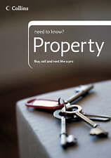 """""""VERY GOOD"""" Groves, Anna; Collins Staff, Collins Need to Know? – Property: A Com"""