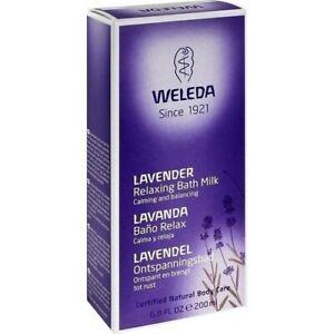 Weleda Lavender Entspannungsbad