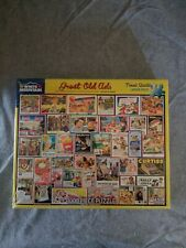 White Mountain Great Old Vintage Ads - 1000pc Puzzle - Complete