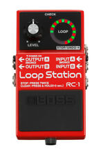 BOSS RC-1 PEDALE EFFETTO LOOP BOSS RC 1  PROFESSIONALE,NUOVO  Roland