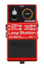 Boss Rc-1 Loopstation Stereo Dispositivo per effetti Looper