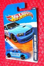 Hot Wheels City Works  Dodge Charger SRT8  #118 Police  R7535-A7A0 Canada