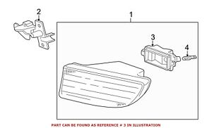 For BMW Genuine Fog Light Cover Front Right 63178352814