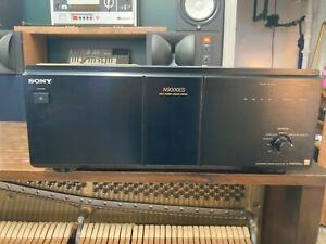 Sony TA-N9000ES 5 Channel Amplifier High Power Legato Linear