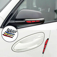 Protector Stickers Strip 4x Protector Car Anti-Scratches Anti-collision Strip