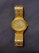 Rare Vintage Bulova Accutron N5 Gold Filled Tuning Fork Men's Watch