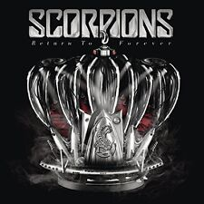 Scorpions - Return to Forever [New Vinyl] Gatefold LP Jacket, 180 Gram, Download