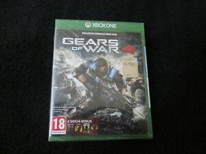 XBOX ONE : GEARS OF WAR 4 - Nuovo, ITA ! Comp Xbox Series X ! CONSEGNA IN 24/48H