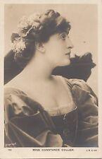 CL65.Vintage Postcard.  Miss Constance Collier. Actress.