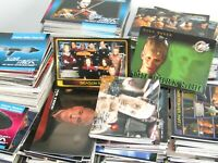 50 x Star Trek Trading Card Bundle  ~ TNG ~ DS9 ~ Voyager~  Jean-Luc Picard