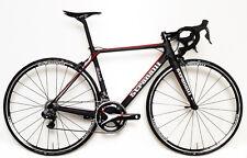 STRADALLI CYCLING CARBON BITONTO SHIMANO DURA ACE DI2 ROAD BIKE BICYCLE 50 SMALL