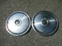 Factory 1972 to 1979  Lincoln Mk IV V VI hubcaps wheel covers beaters