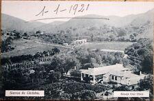Sierras de Cordoba, Argentina 1921 Postcard: 'Paisaje Cruz Chica'