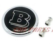BRABUS Embleme LOGO Coffre - Mercedes Benz W202 W203 W208 W210 W211 W221 62mm