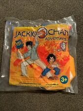 New 2002 Jackie Chan Adventures Spinning Kick Answer Toy