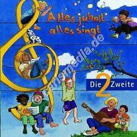 CD: ALLES JUBELT, ALLES SINGT 2 -  Kinderlieder *NEU* °CM°
