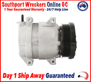 Brand New Air Conditioning Compressor Holden Barina TK 1.6L Petrol 2005 - 2012