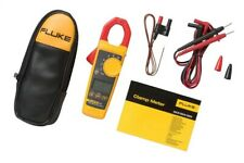 Fluke 325 True RMS AC DC Current and Voltage Tester Capacitance Frequency Clamp