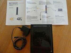 Netgear N300 Wireless Router WNR2000v4