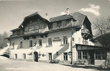 AK aus Wienerbruck, Hotel Gamsjäger, Niederösterreich   (D32)