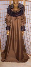 Hinreißendes Nylon Nachtkleid in der Farbe Braun
