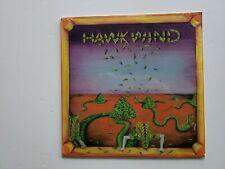 Hawkwind LP Self Titled 1971-US-Promo Imprint-NM
